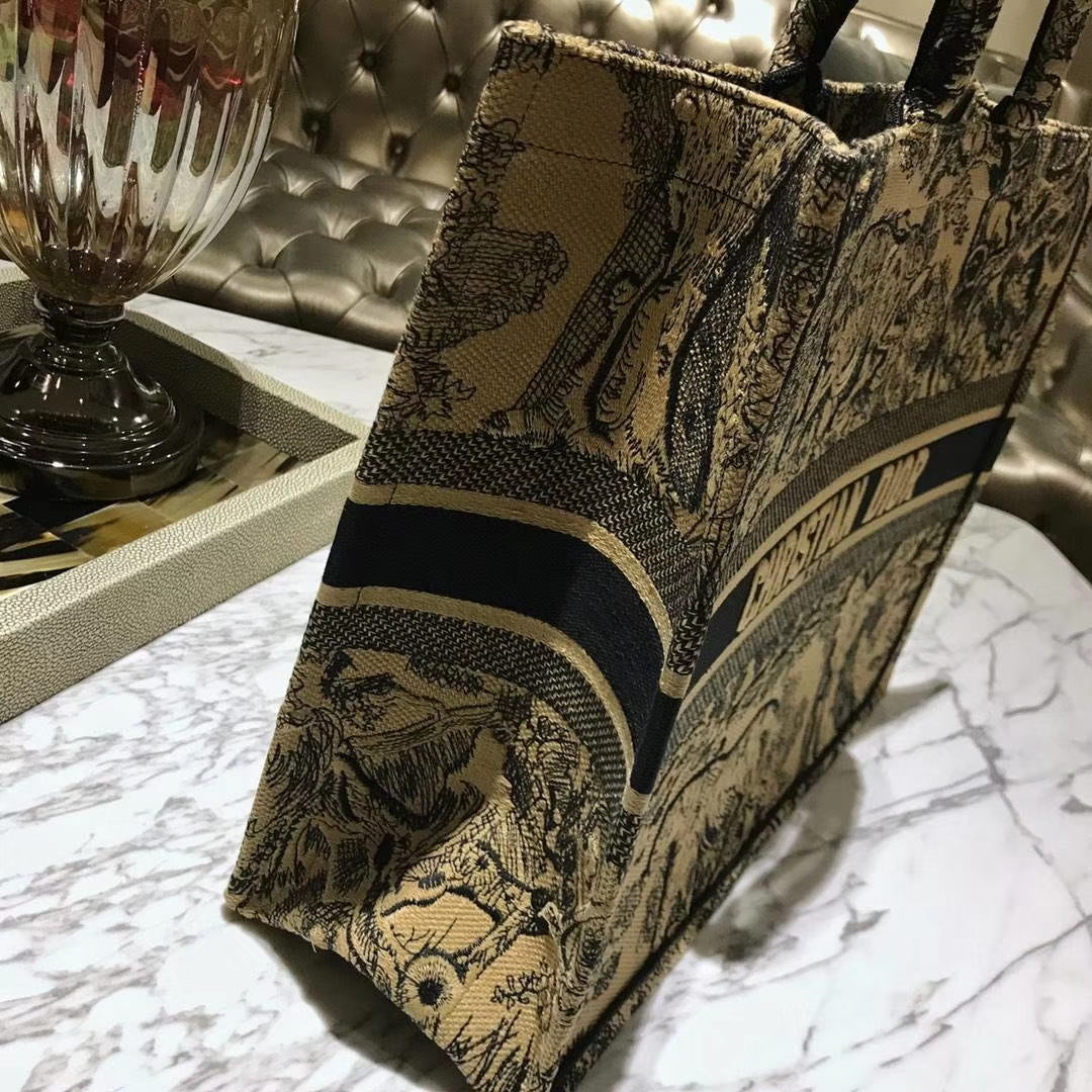 Dior Tote 购物袋 专柜质量 进出专柜无压力