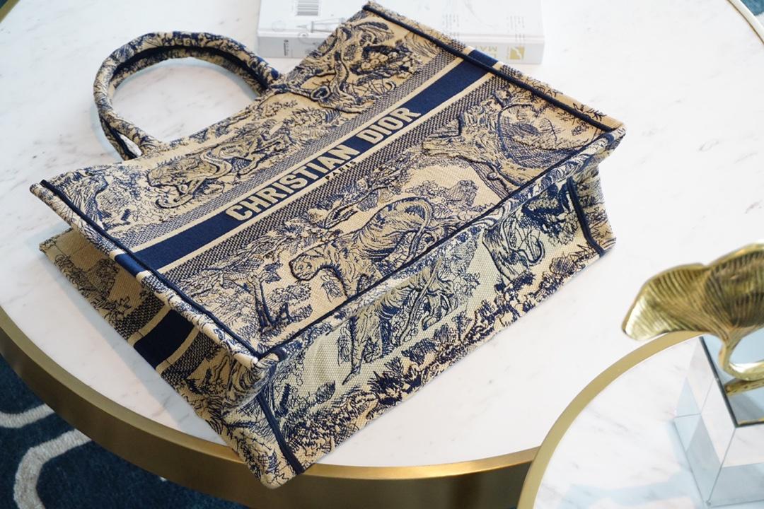 Dior官网同步 购物袋 新色来袭