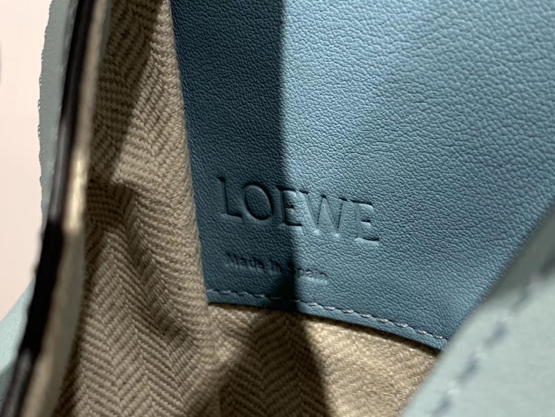 Loewe 罗意威 Hammock  吊床包 多种背法 29X26X27cm